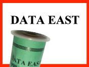 Data East Flipperspulen
