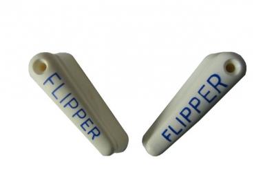 blau Flipper vibrator
